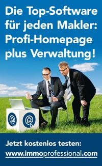 immoprofessional - die Immobilien-Software für mehr Erfolg im Internet...